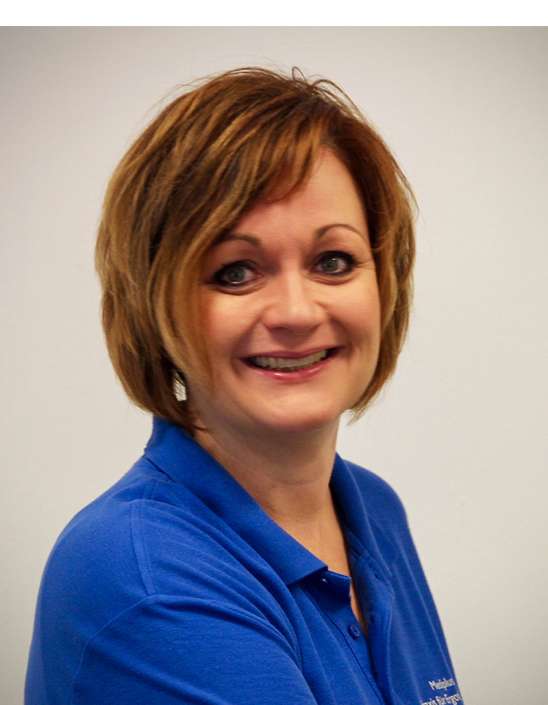 Kirsten Drinhausen / Fachleitung Ergotherapie