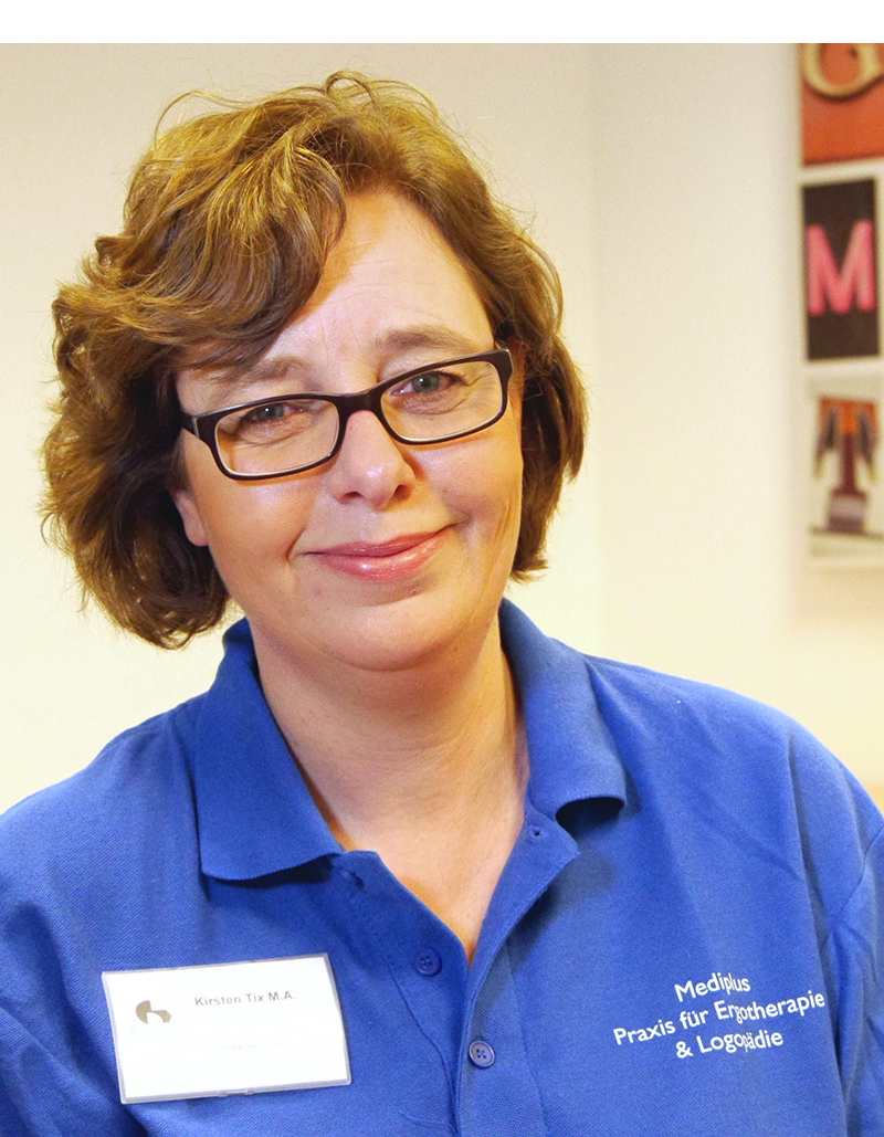 Kirsten Tix, Teamleiterin Troisdorf
